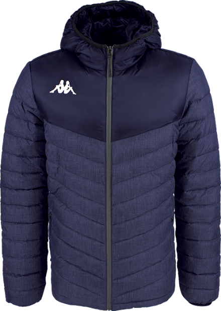 Doccio Padded Jacket Blue Marine